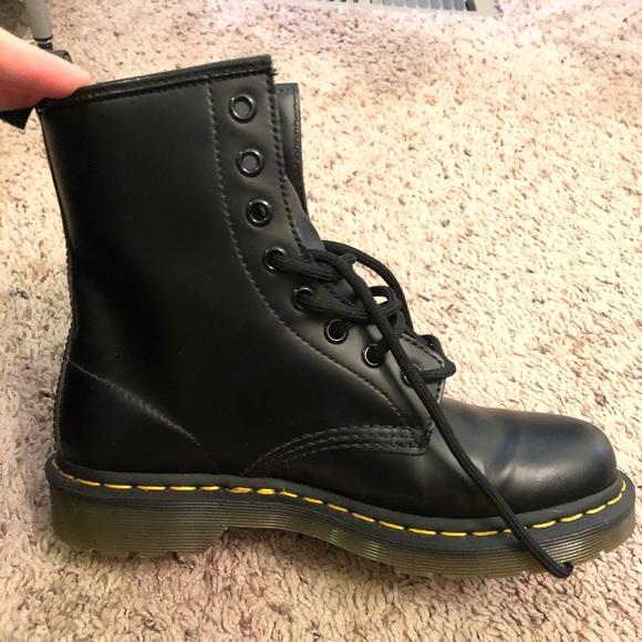 Dr Martens 1460 Smooth Black Size 6